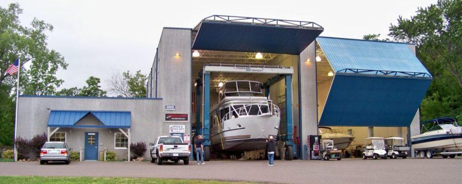 Afton Marina Service Department
